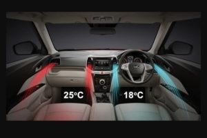 Mahindra XUV300 Interior Details (1)