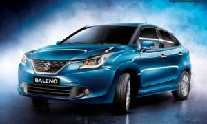 New Maruti Baleno 2019 Facelift