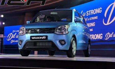 New Maruti WagonR 2019 Price