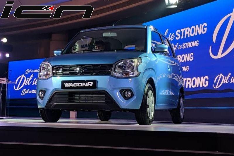 2019 Maruti Suzuki WagonR Launched – Price List & Details