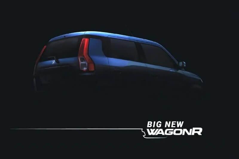 New Maruti WagonR 2019 Teaser