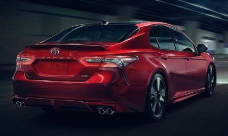 New Toyota Camry 2019
