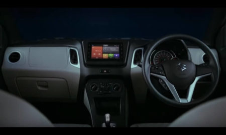 New WagonR 2019 Interior