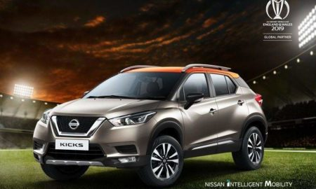 Nissan Kicks ICC Ticket