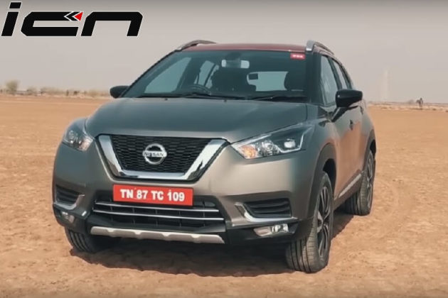 Nissan Kicks SUV Launch