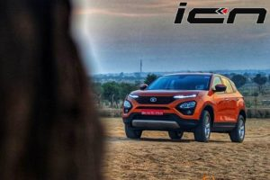 Tata Harrier Details