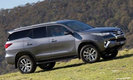 Toyota Fortuner 2018 Sales