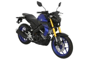 Yamaha MT-15 Front