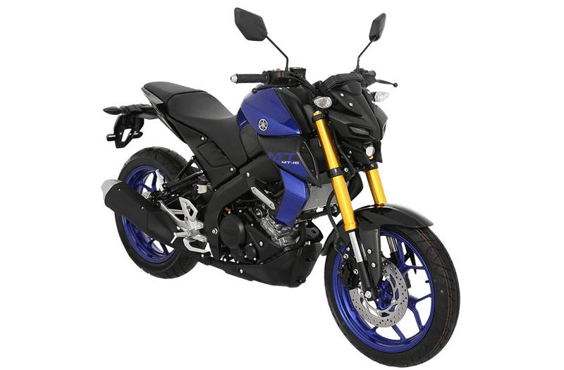 Yamaha MT-15 Motorcycle Arrives In India; Launch Soon