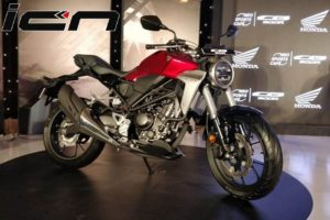 2019 Honda CB300R India