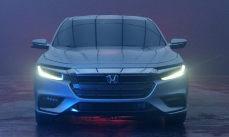 2019 Honda Insight Concept (1)