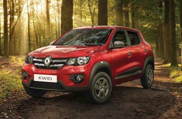 2019 Renault Kwid India