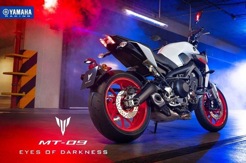 2019 Yamaha MT 09 Price