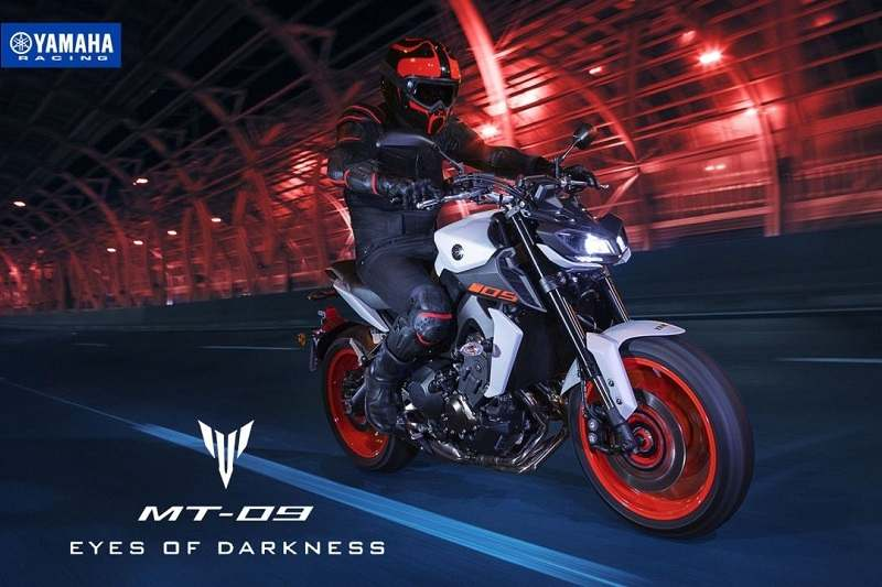 2019 Yamaha MT 09
