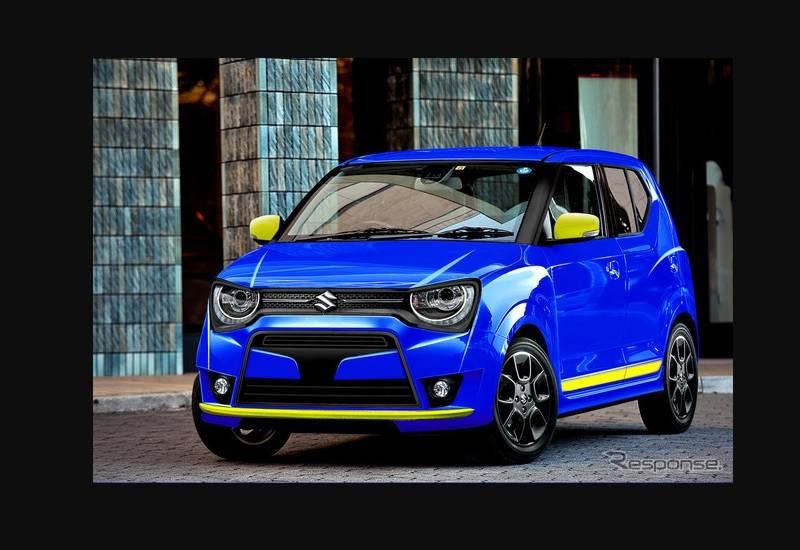 All-New Suzuki Alto