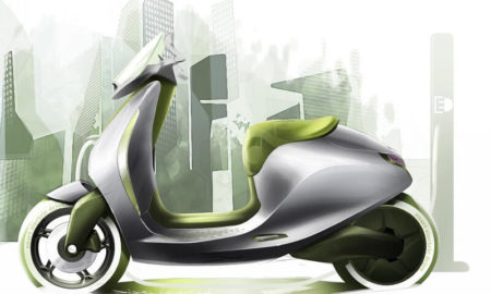 Bajaj Urbanite Electric Scooter
