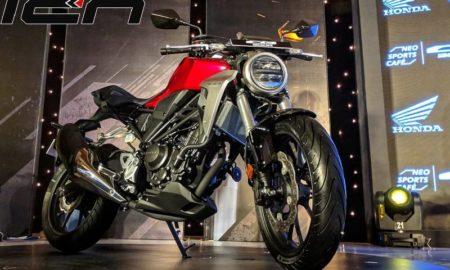 Honda CB300R Mileage