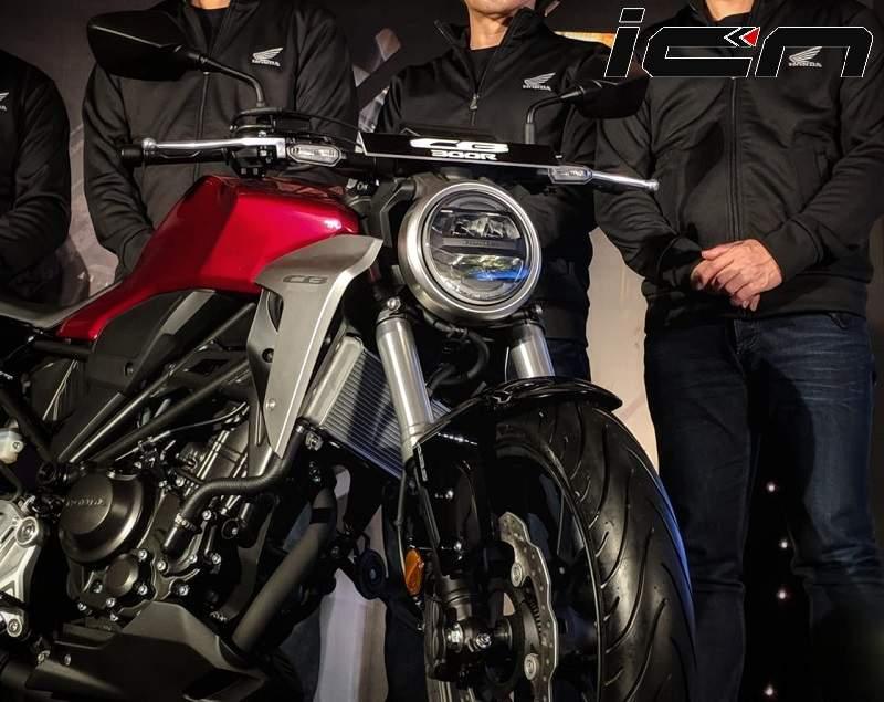 Honda CB300R Specs