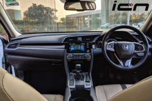 New Honda Civic 2019 Interior