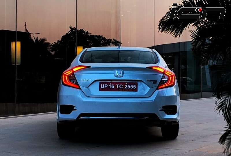 Honda Civic 2019 Rear