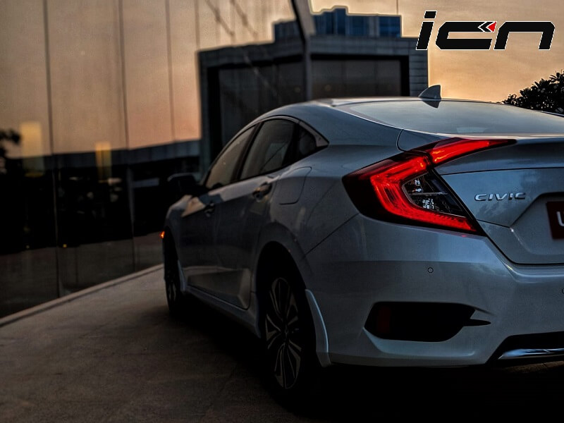 Honda Civic 2019 Taillight
