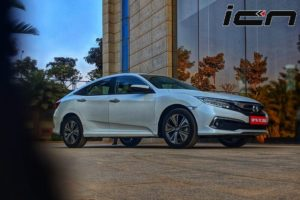 New Honda Civic 2019 Mileage