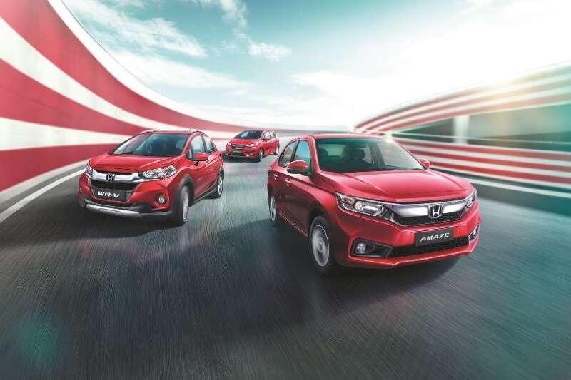 Honda Exclusive Editions