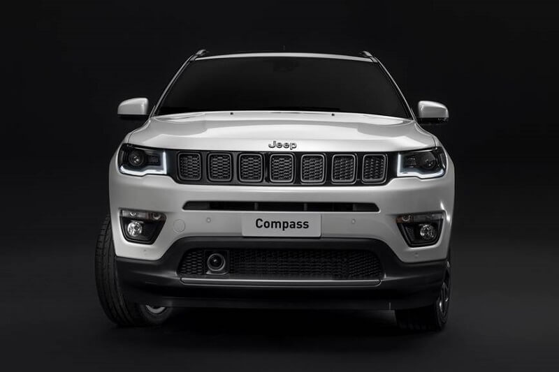 2019 Jeep Compass S Geneva