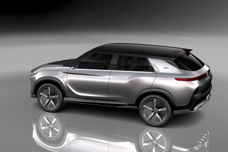 Mahindra S210 Electric SUV Details (1)