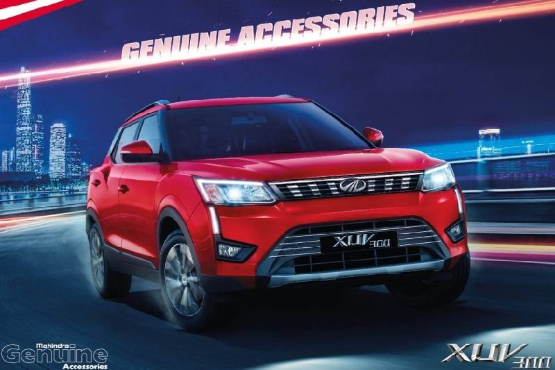 Mahindra XUV300 Accessories