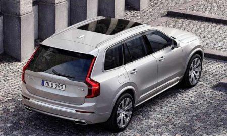 New 2019 Volvo XC90 SUV