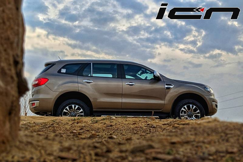 New Ford Endeavour 2019 Changes