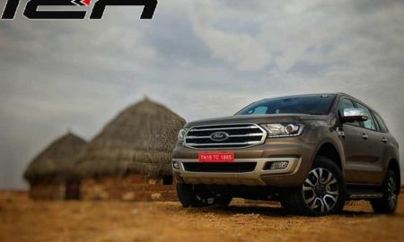 New Ford Endeavour 2019 Mileage