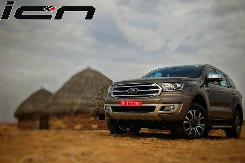 New Ford Endeavour 2019 Price Specs Features Colours