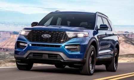 New Ford SUV