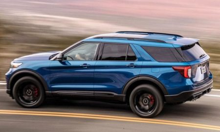 New Ford SUV India
