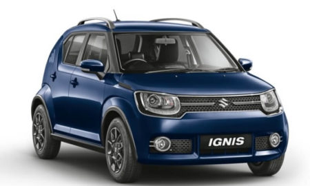 New Maruti Ignis 2019 Facelift