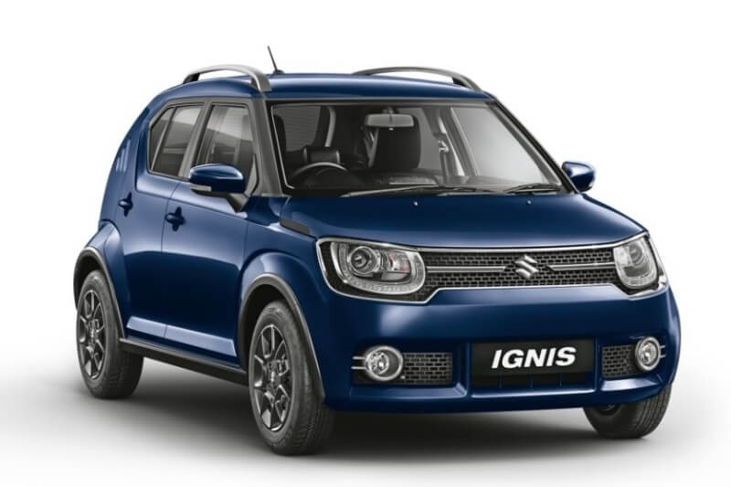 New Maruti Ignis 2019 Facelift