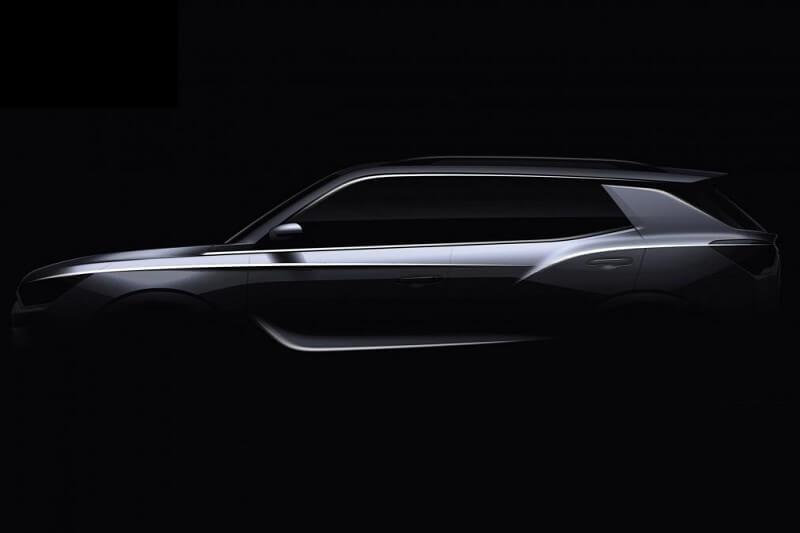 New SsangYong Korando 2019 SUV