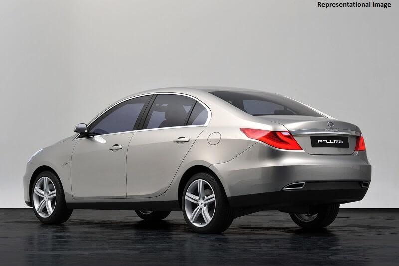 New Tata Sedan