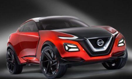 Nissan Juke EV Concept front