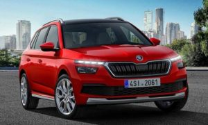 Skoda Kamiq Launch