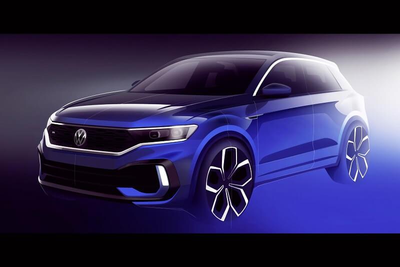 Volkswagen T Roc R Concept