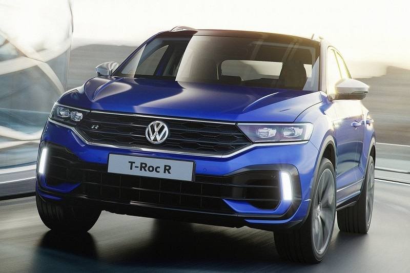 Volkswagen T-Roc R SUV