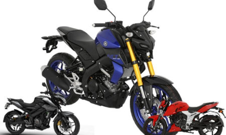 Yamaha MT-15 Vs Rivals