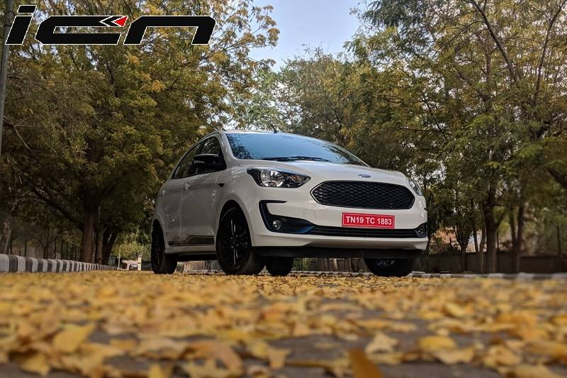 2019 Ford Figo Engine