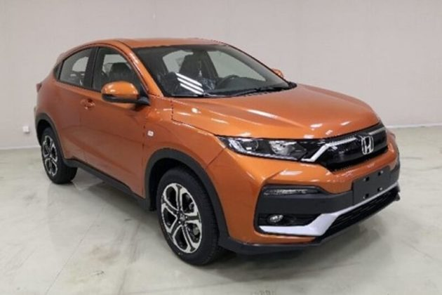 2019 Honda XR-V facelift (1)