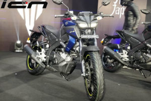 2019 Yamaha MT 15 Details