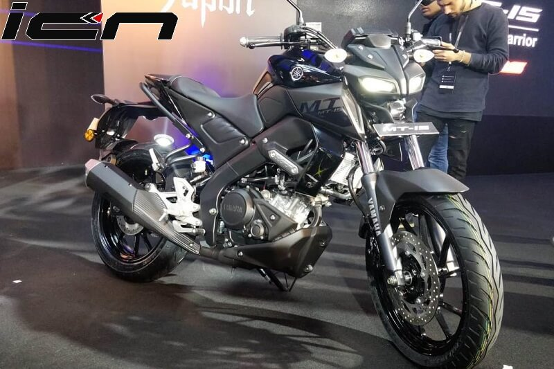 Amazing 2019 Yamaha Mt 15 Price Specs Top Speed Features Mileage Squirreltailoven Fun Painted Chair Ideas Images Squirreltailovenorg