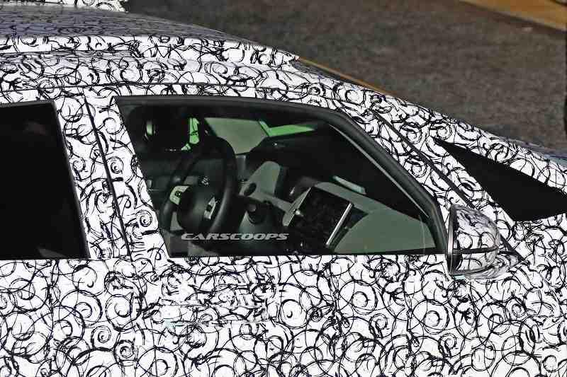 2020 Honda Jazz Spied Features